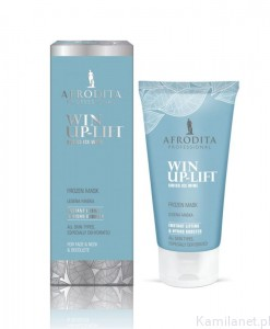 Afrodita Cosmetics WIN UP LIFT Lodowa maska	150 ml