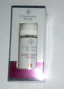 Charmine Rose COLOR CONTROL CREAM KREM CC 50 ml  SPF 15