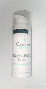 Charmine Rose RENEW RETI-A CREAM 50 ml  retinol+kwasy