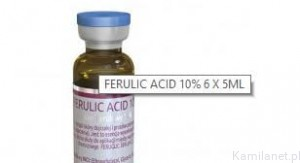Charmine Rose  FERULIC ACID 10% 6 X 5ML