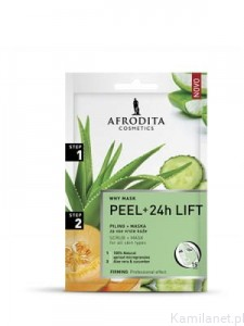 Afrodita WHY MASK - PEEL+24H LIFT peeling +maska