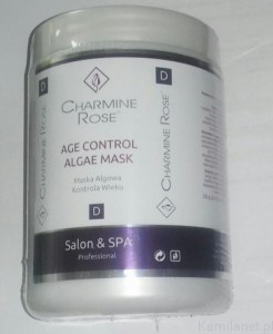 Charmine Rose AGE CONTROL ALGAE MASK 750ml/252g (jedwab)