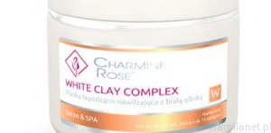 Charmine Rose WHITE CLAY COMPLEX 550ml/250g kaolin