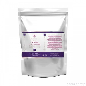 Charmine Rose COLLAGEN G-FACTORS MASK 1 szt. (50 ml)