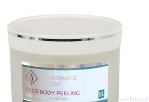 Charmine Rose COCO BODY PEELING 200ML KOKOSOWY PEELING DO CIAŁA