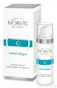 NOREL AteloCollagen  Serum kolagenowe z witaminą C 30ml  DA 026