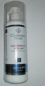Charmine Rose AQUADERM H2O MICELLAR 550ML