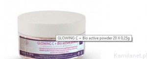 Charmine Rose GLOWING C + Bio active powder 20 X 0,25g