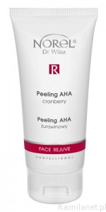 nore Face Rejuve Peeling AHA żurawinowy 200 ml PP 164