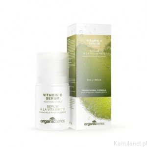 Organic Series serum z 10% witaminą C 50 ml